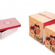 Red Love - cajas